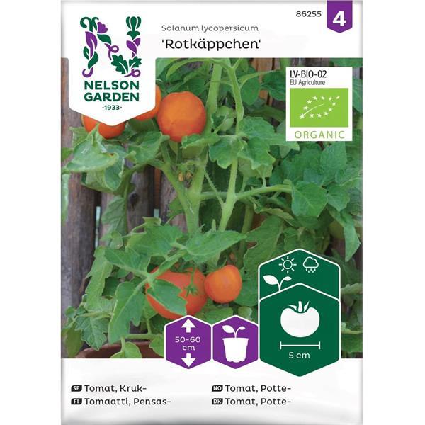 Tomat Kruk- 'Rotkäppchen'  Organic