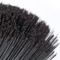 Skafttråd 19 svart 1,1x350mm 2,5kg/fp