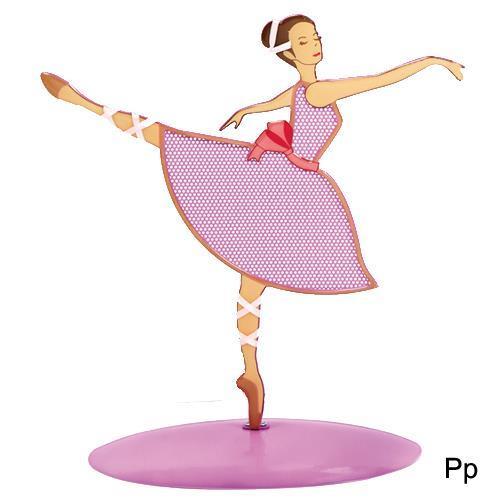 Ballettfigur