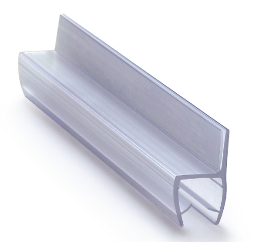 Slepelist / subbelist 10 mm - for 8 mm glass