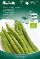 Böna Stångbryt- 'Neckarkönigin' Krav Organic