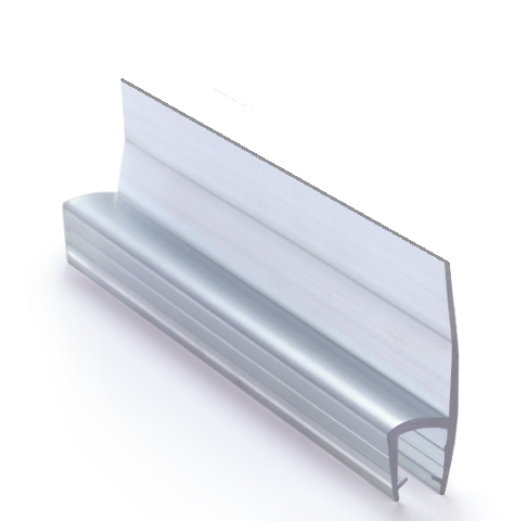 Slepelist / Subbelist 20 mm - for 6 mm glass