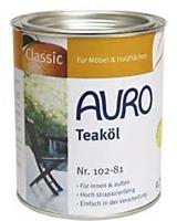 Auro tuinmeubelolie natuur classic