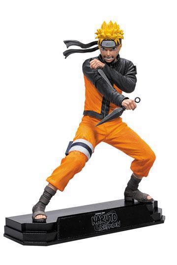 Naruto Shippuden, Action figure, Naruto Uzumaki