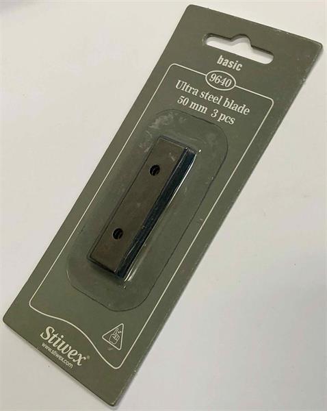 Stålskär 50mm Premium 2st