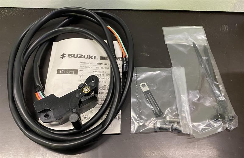 Suzuki trimgivare