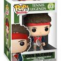 Tennis Legends POP! John McEnroe