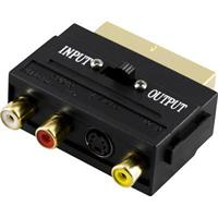 Adapter Scart - 3rca