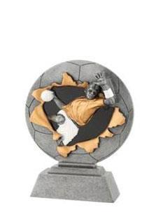 Statyett Handboll