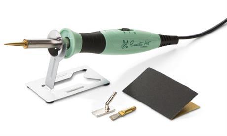 NYHET Ny elektrisk penn med varmeregulator