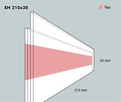 Etiketthållare EH 210-30F