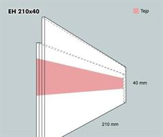 Etiketthållare EH 210-40F