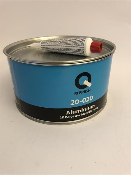 Q-Refinish Aluminiumspackel 1,8 kg 20-020-1800