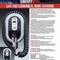7,4 kW Homebox Smart slave med type 2 stikk