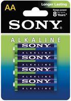 Batteri 1,5V  AA Sony