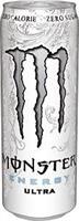 Monster 24 x 50cl Ultra white