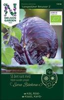 Kål Röd- 'Langedijker Bewaar 2' Organic