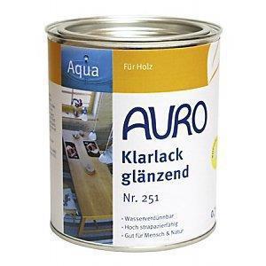 glanslak (wit/standaard kleur) -aqua-