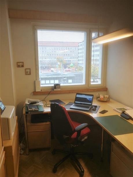 Uusi toimistomme auennut