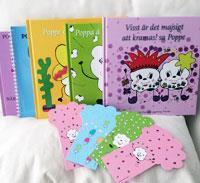 Poppes stora bok-kit (slut)