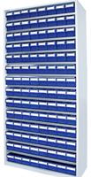 Backskåp 9007  blå  2000x980x400 (9111)