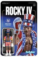 Rocky 4, ReAction, Apollo Creed