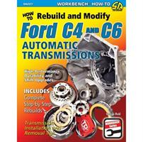 How To Rebulid and Modify Ford C4 and C6 Automatic Transmissions