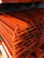 Bärbalk R83 lux 120/18x2750 beg röd