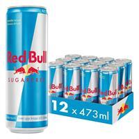 Red Bull Sugarfree 12 x 473ml