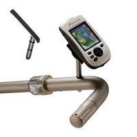 JuCad Hållare för GPS (Kardborre)