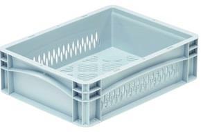 BasicLine Perforerad Plastback 400x300x120