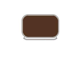 Q-lon 3015 Brun - Løpemeter