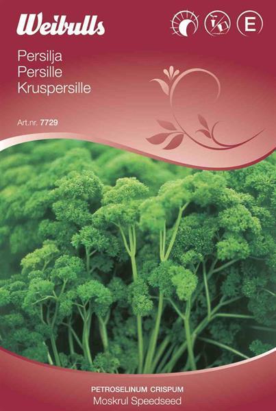 Persilja Krus 'Moskrul Speedseed'