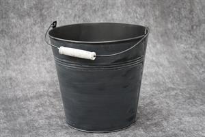 Hink svart D24cm