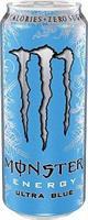 Monster 24 x 50cl Ultra blue