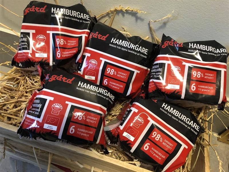 Hamburgare 6-pack