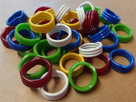 Märkring Spiral 18 mm