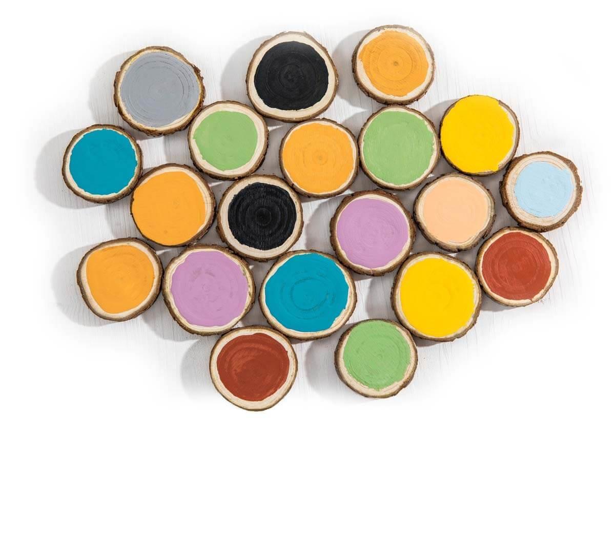 Colors for life dekkende zijdeglanslak