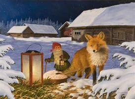 Julkort A6