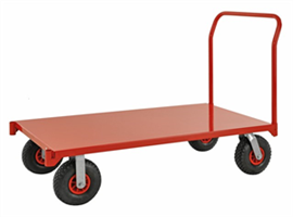 Plattformsvagn 1200 kg 1550x760x1050