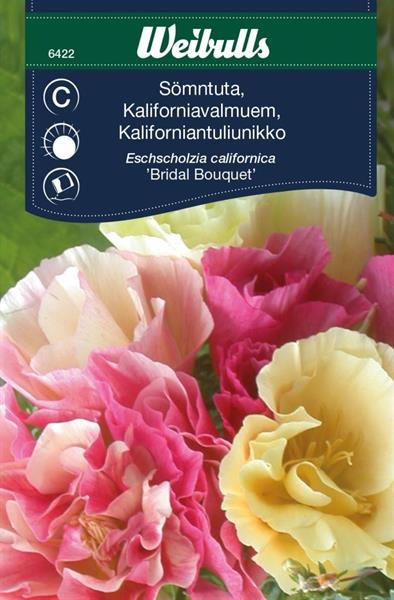 Sömntuta bridal bouquet