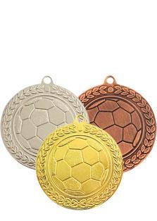 Medalj Fotboll