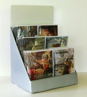 Display inkl. köp av 60 st. adventskalenderkort