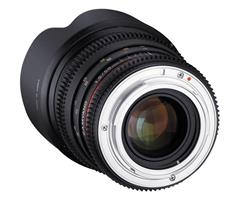 SAMYANG 50MM T1.5 VDSLR AS UMC SONY E