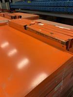 Balkplan City 1100 mm B:455 mm orange beg
