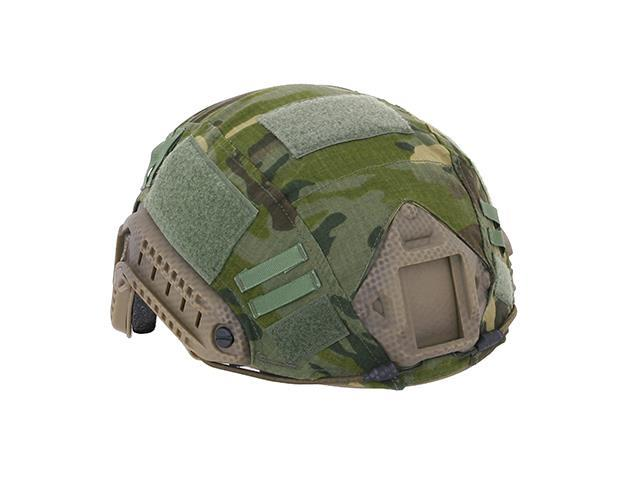 TACTICAL FAST HELMET COVER Tropic