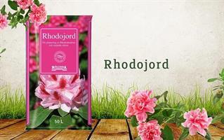 Rhododendronjord 50 liter