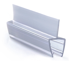 Slepelist / subbelist 10 mm - for 5 mm glass