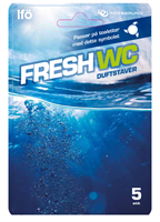 Duftstav Fresh WC Lime 5 pk