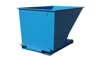 Tippcontainer Basic 2000 L blå